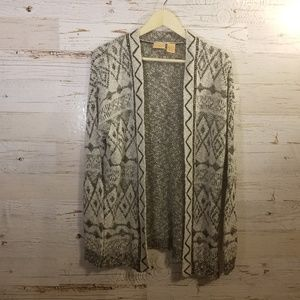 NorthCrest sweater cardigan